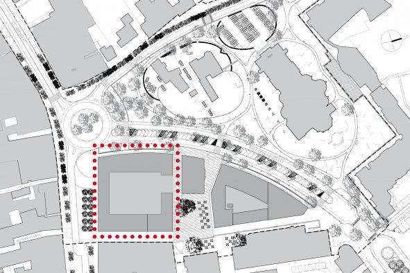 Centrumplan Uden West