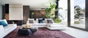 Interieur+tuin woonhuis Den Hoorn