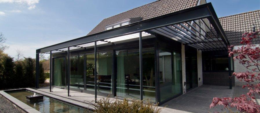 Uitbreiding + interieur woonhuis Hoorn
